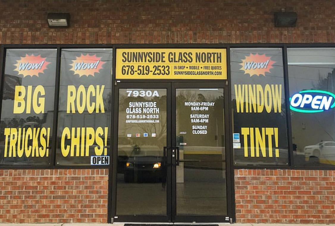 auto glass company union city ga, union city auto glass shop, windshield replace union city ga
